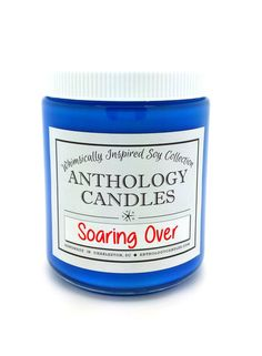 Soaring Over Candle  Anthology Candles Disney by AnthologyCandles