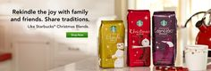 Starbucks Holiday Coffee - StarbucksStore.ca