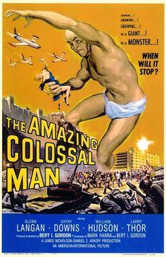 El señor de los bloguiños: El asombroso hombre creciente (1957) de Bert I. Go...