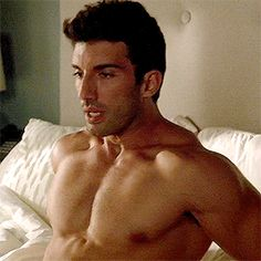Pin for Later: 21 Times Jane the Virgin's Rafael Gave You Serious Hot Flashes When He Wakes Up From Sexy, Shirtless Nightmares