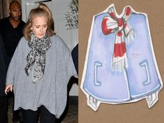 How to tie your scarf like a celebrity - CosmopolitanUK