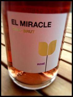 El Alma del Vino.: Bodegas Vicente Gandia Cava El Miracle Brut Rosé.
