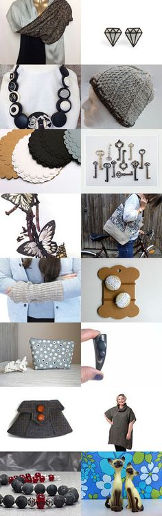 Elegant neutrals by Robyn on Etsy--Pinned with TreasuryPin.com