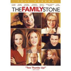 The Family Stone (Widescreen Edition) DVD ~ Dermot Mulroney, Diane Keaton, Rachel McAdams, Claire Danes, more and Great Christmas Movies, Romantic Christmas Movies, Great Movies, Holiday Movies, Christmas Time, Xmas Movies, Chrismas Movies, Christmas Classics, Holiday Time