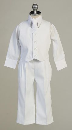 ba992b57 16 Best Boys Communion Suits images in 2019 | White outfits, White ...