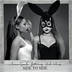 Nicki Minaj and Ariana Grande