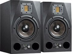 Adam Audio A7X Pair 2-way 7 inch Nearfield Monitor by Adam Audio. $1398.00. The predecessor to the A7X, the A7, became the most famous of all ADAM monitors in a very short time. Not only has it been reviewed over three dozen times with outstanding results, it has also received numerous awards. The A7 quickly gained mass appeal, praised in many of the world's largest internet forums. Still today, the A7 are the reference monitors in many smaller studios. With the A7X, ADAM A...