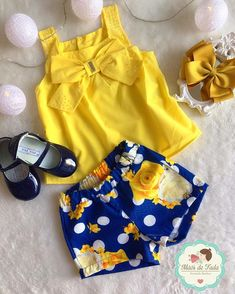 Baby dress are premium quality, comfortable and therefore are all oh-so-cute! Girls Summer Outfits, Little Girl Outfits, Toddler Outfits, Baby Outfits, Kids Outfits, Baby Dress Design, Baby Girl Dress Patterns, Baby Girl Dresses, Baby Girl Fashion