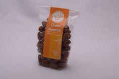 Choco Almonds - Manhattan Edition 100g net