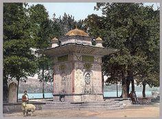 İstanbul-Fountain, Constantinople, Turkey,(LOC)