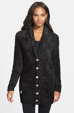 Barefoot Dreams® CozyChic® 'Relaxed' Cardigan available at #Nordstrom