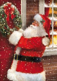 Merry Christmas Gif, Christmas Card Sayings, Christmas Cake Pops, Christmas Artwork, Christmas Scenes, Cozy Christmas, Father Christmas, Christmas Pictures, Little Christmas
