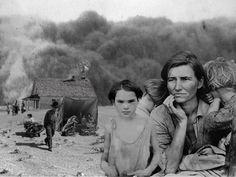 Dorothea Lange Dust Bowl | ... dorothea lange y los periodistas graficos testigos del dust bowl by