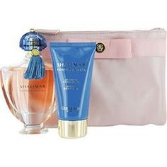 SHALIMAR PARFUM INITIAL by Guerlain Perfume Gift Set for Women (EAU DE PARFUM SPRAY 2 OZ & BODY LOTI by SHALIMAR PARFUM INITIAL. $79.99. Design House: Guerlain. 100% Authentic SHALIMAR PARFUM INITIAL by Guerlain Perfume Gift Set for Women (EAU DE PARFUM SPRAY 2 OZ & BODY LOTION 3.3 OZ & POUCH). Manufactured by the design house of Guerlain. This product was released in 2011. Product Details -- Concentration: Eau De Parfum; Size: -; Form: Spray; Designer: Guerlain; Br...