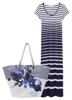 A simple summer look courtesy of Joules.