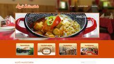Algyői Halászcsárda weblapkészítés, kereső optimalizálás Web Design, Oatmeal, Breakfast, Food, The Oatmeal, Morning Coffee, Design Web, Rolled Oats, Eten