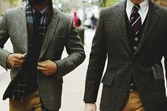 Time for tweed