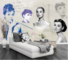 audrey hepburn bedroom on pinterest audrey hepburn room