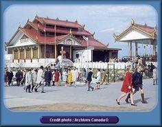 Pavillon de la Birmanie