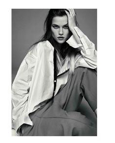 Kasia Struss for Vogue Russia (sept 2012) by Claudia Knoepfel & Stefan Indlekofer