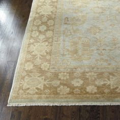 Valentino Rug (Ballard Designs) ~ like the colors and design
