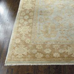 Ballard Valentino Rug.  Just got hardwood floors...need rugs.