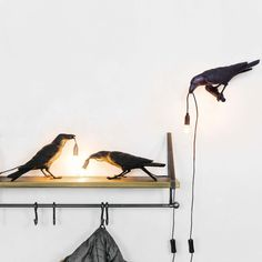 White Crow Lamps - Home Theater