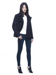 #DressNormal #GapFall2014 #HyoniKang