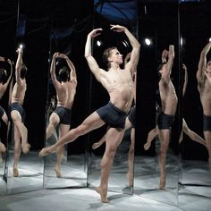 "Have a question about male dancers? Check out the awesome ""Ask Colin"" column #TheAustralianBallet blog: Behind Ballet."