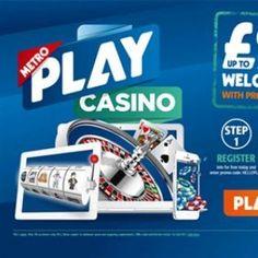 Bei Metro Play handelt es sich um ein Online Casino, welches in Gro?britannien derzeit gro? angekündigt wird. Verantwortlich hierfür ist die Gratiszeitung Metro, die an den Bahnhöfen kostenlos für die Fahrer und Fahrerinnen von U-Bahn und Bus ausliegt.