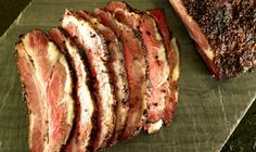 Home-Smoked Pastrami