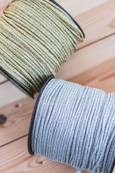 Silver cord, gold yarn, sparkle yarn, gold metallic cord, silver metallic cord, silver yarn, macrame cord 6mm, macrame yarn, macrame rope Macrame Supplies, Crochet Cord, Handbag Patterns, Macrame Cord, Tote Pattern, T Shirt Yarn, Craft Supplies, I Shop, Handmade Items