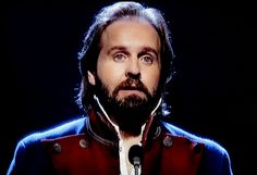 Alfie Boe as Jean Valjean. Amazing, just flipping amazing he is!