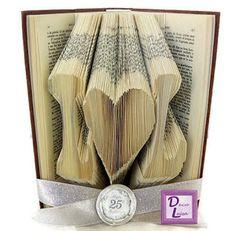 Deco Luisa: Deco Luisa Book Art, regalos para aniversarios de ...
