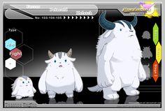 Lucerva - Incernogia \\\No info/// Pokémon concept © Nintendo, Gamefreak Lucerva, Incernogia Fakemon © *PEQUEDARK-VELVET