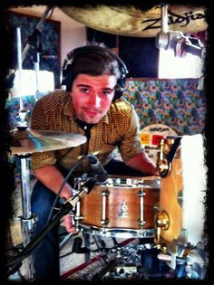 Twitter / hansonmusic: Zac used this snare on today's ...