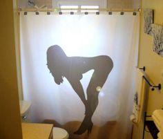 Παράξενες κουρτίνες μπάνιου (Photos)