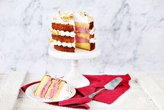 A legdögösebb málnahabos torta