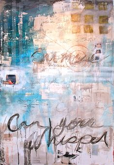 Brandi Downham: Artist + Maker | Large Scale Paintings
