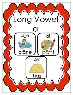 Introduce and review the long a spellings:  a_e, ai, ay with an anchor chart, cut and glue and cloze worksheets, and a game!***All pages in this product are shown in the preview.***Page 1:  Cover and anchor chartPage 2:  Cut and paste pictures and words (snail, plane, crayon, cake, plate, hay, paint, skate)Page 3:  Cut and paste the correct spellingPage 4:  Write the wordPage 5:  Cloze sentences using the wordsPage 6:  Match the words and pictures; write a sentence with one or more of the…