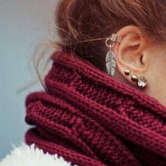Piercings:)