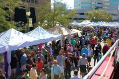 Visiting the Sarasota Farmers Market is a longstanding tradition reaching back to 1979 when it was started to bring foot traffic and help revitalize Sarasota's downtown.