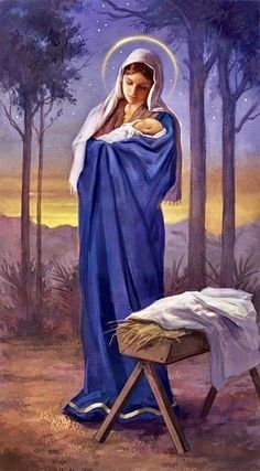 Blessed Mother Mary, Blessed Virgin Mary, Catholic Art, Religious Art, Virgin Mary Art, Jesus Christ Images, Mama Mary, Sainte Marie, Mary And Jesus