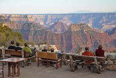 Grand Canyon Lodge North Rim My Favorite Place To Have Coffee Hotels Near