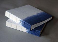 books / 2011 : blue ombre jurnal Natalie Stopka
