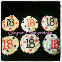 Cuppies for an 18th