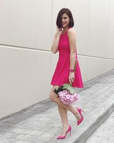 Trying to find hair care tips? Hairstyle For Girls. Anne Curtis Outfit, Anne Curtis Smith, Filipino Fashion, Filipina Beauty, Hot Hair Styles, Celebs, Celebrities, Pattern Fashion, Girl Hairstyles