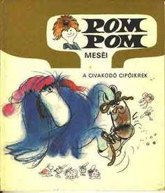 Pom Pom meséi A civakodó cipőikrek Childhood, Comic Books, Comics, Poland, Illustrations, Art, Art Background, Infancy, Comic Strips
