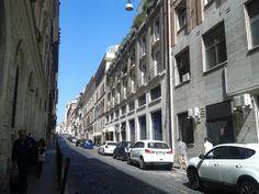 Bairro de Trevi em Roma