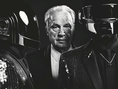 Daft Punk and Giorgio Moroder / by Hedi Slimane